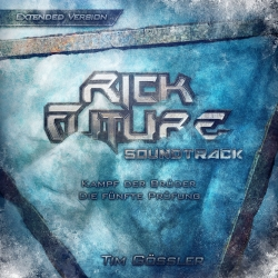 Rick Future Soundtrack Frontcover